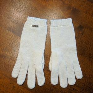 Knit open finger gloves - never worn